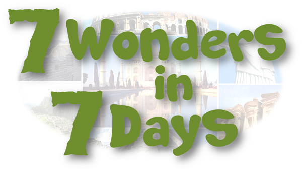 7 Wonders In 7 Days